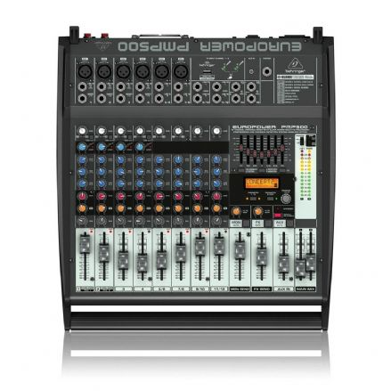 Behringer Europower PMP500 500w Powered Mixer